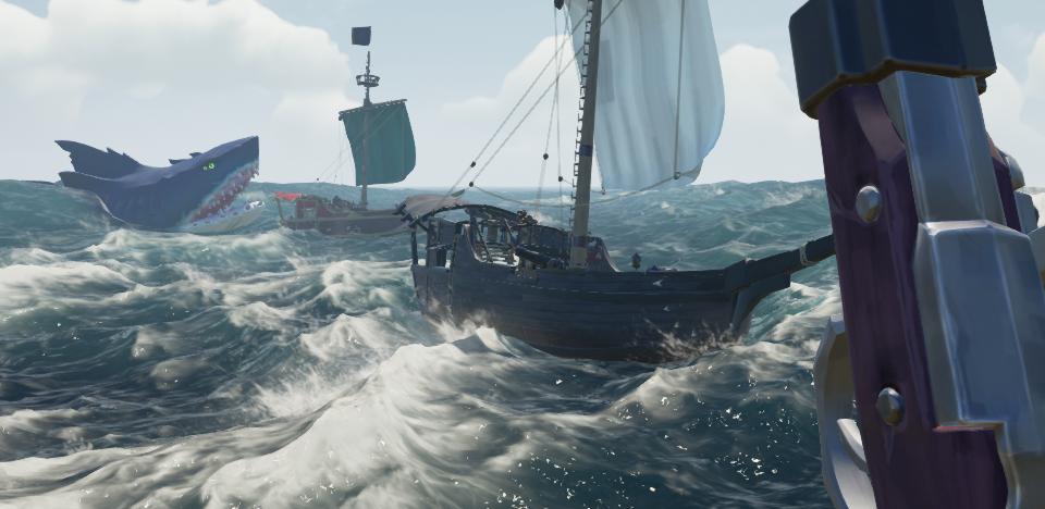 Meg attack
