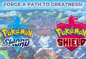 Pokémon Sword and Pokémon Shield Announced for Late 2019