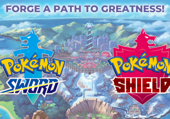 Pokémon Sword and Pokémon Shield Announced for Late 2019