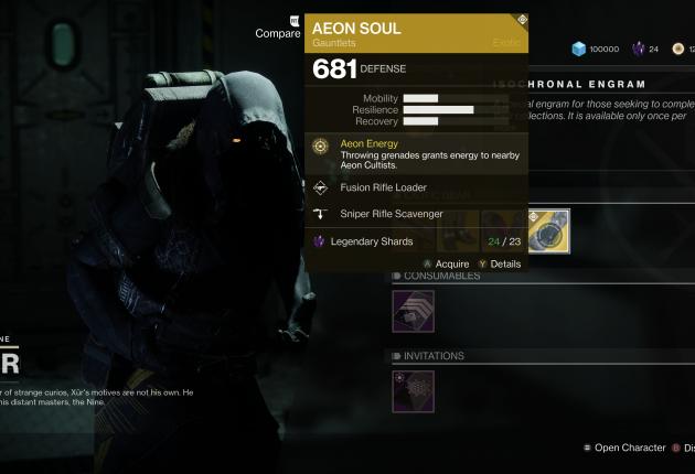 Aeon Soul for Warlocks
