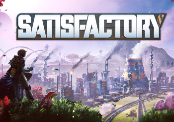 Satisfactory, surprisingly satisfying: Early Access Impressions.