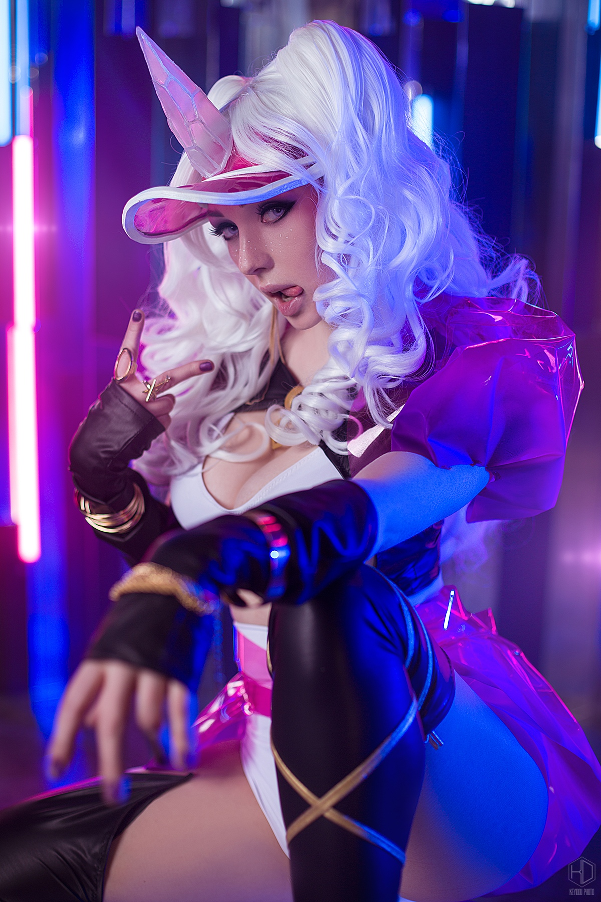 Kate Smirnova – KDA Soraka – League of Legends 5