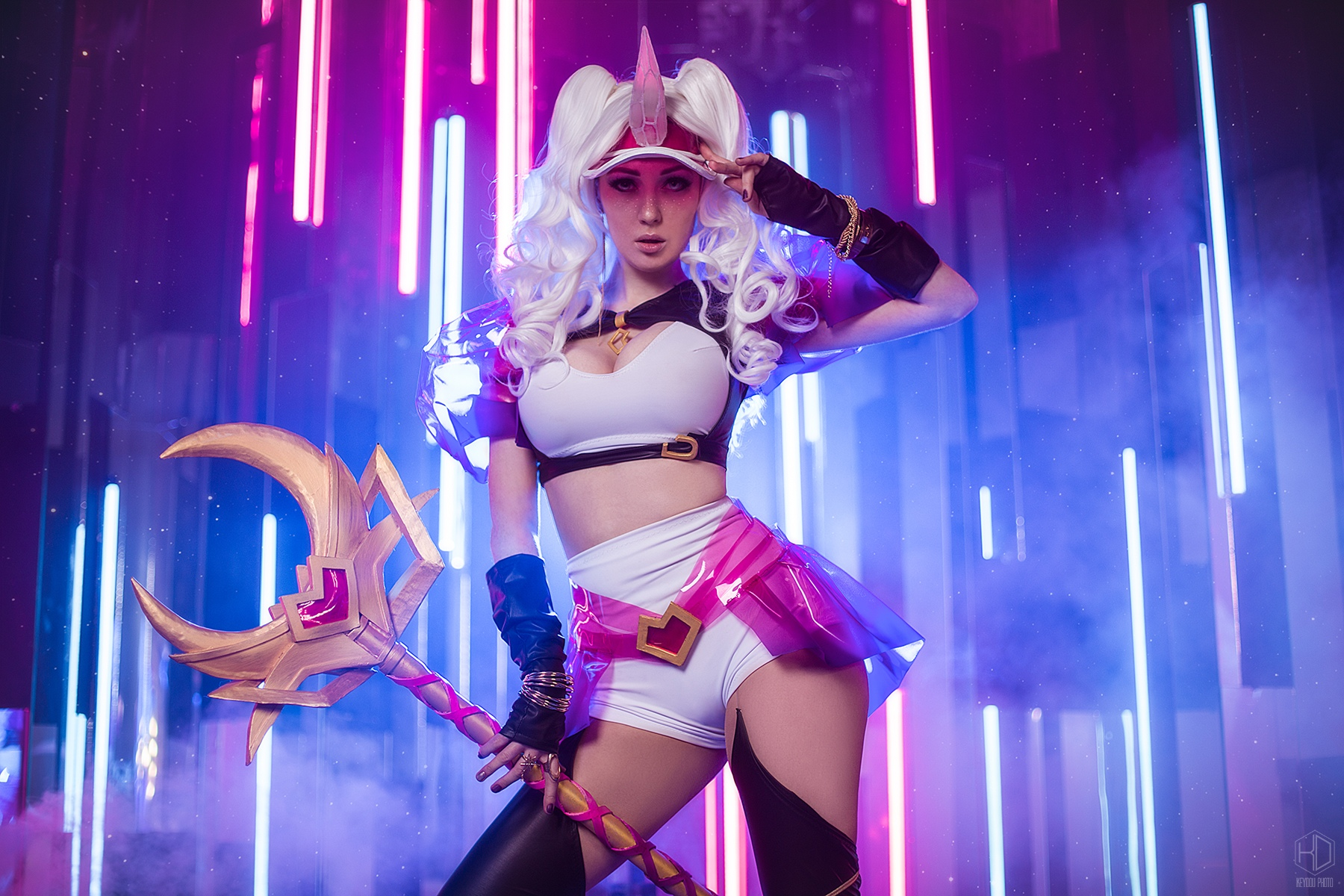 Kate Smirnova – KDA Soraka – League of Legends 6