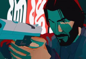 "John Wick ""Gun Fu"" Action-Oriented Strategy Game"