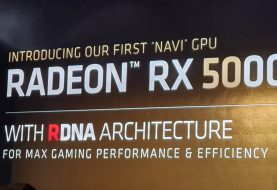 PlayStation 5 NAVI GPU built on AMD's new RDNA Architecture