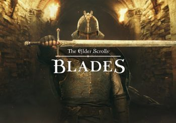 Nintendo Switch + TES: Blades = Perfection