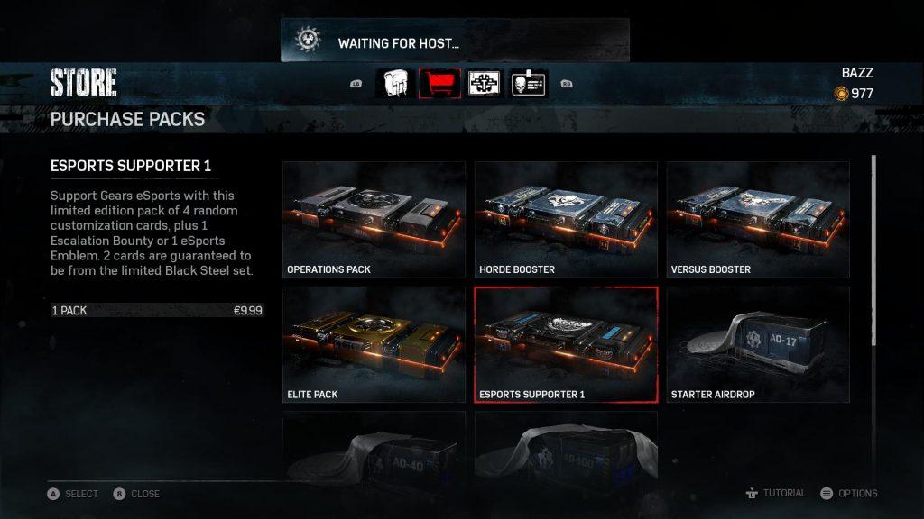 RNG Packs