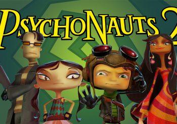Double Fine Acquisition & Psychonauts 2 Gameplay