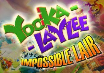 Brand New Yooka-Laylee Game Announced