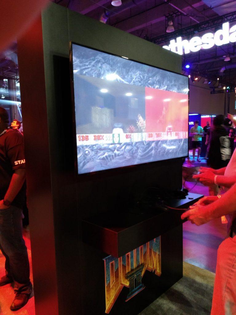 Doom II Switch 2