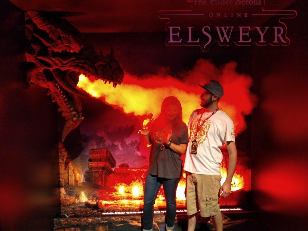 Elsewyr Dragon