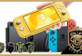ILP 117   Switch Lite   FF7 PS4 exclusive and more!
