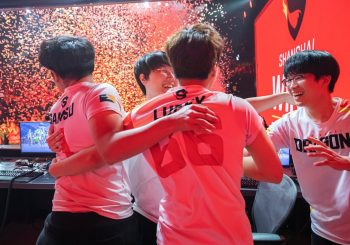 The Shanghai Dragons and Everybody Else