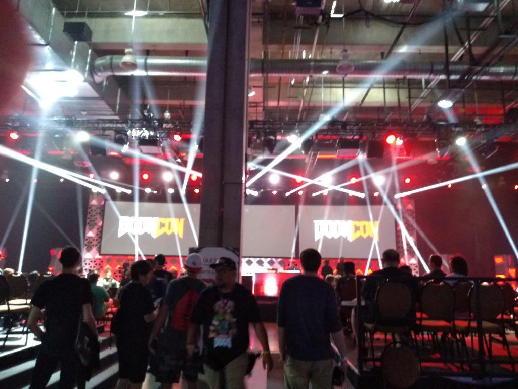 eSports Stage Doom Speedrun