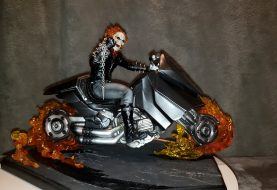 Ghost Rider Rolls Into King Of Statues 21