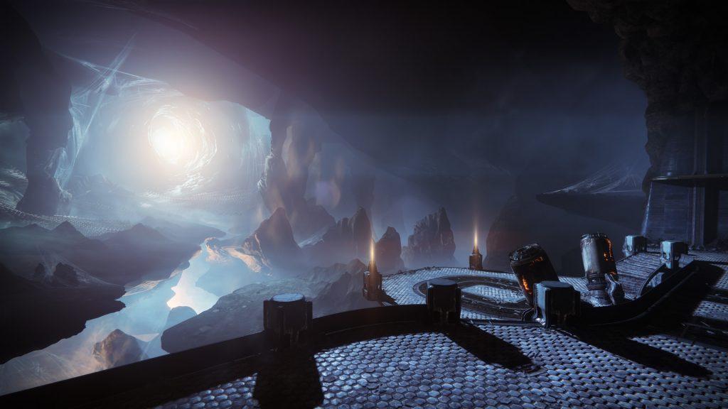 Destiny 2 moon