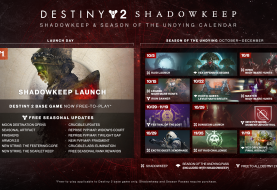 Destiny 2: Shadowkeep Looms Large
