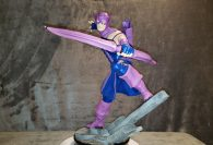 Hawkeye Shoots His Way Onto King Of Statues 24