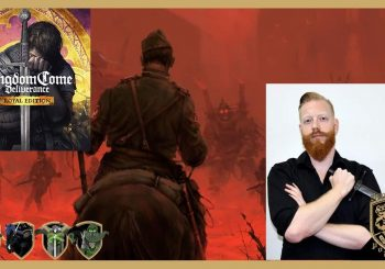 Tobi Stolz-Zwilling PR Manager of Warhorse Studios | KC:D | Iron Harvest | Gears 5 | MS & SK Telcom
