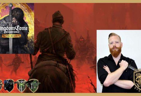 Tobi Stolz-Zwilling PR Manager of Warhorse Studios | KC:D | Iron Harvest | Gears 5 | MS & SK Telcom
