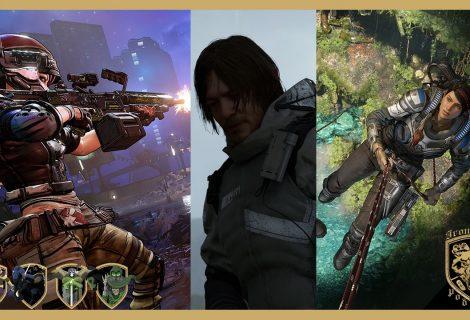 Gears 5 Tops XBL | Death Stranding | Borderlands 3 | EA & Apple Enter Streaming War | ft Colteastwood