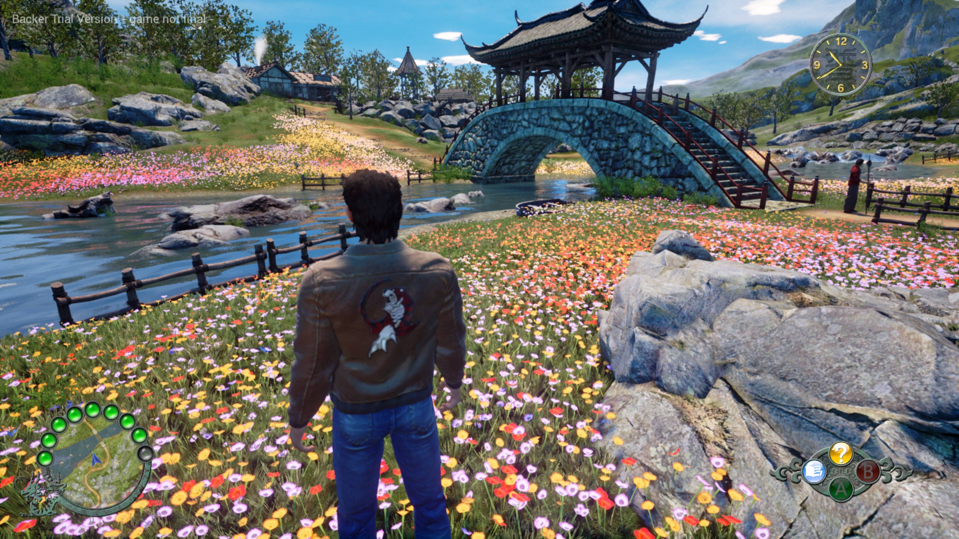 Image result for shenmue 3 Bailu