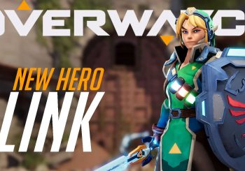 Nintendo's Link in Overwatch (Concept Art)
