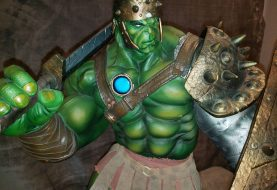 Gladiator Hulk Smashes King Of Statues 31