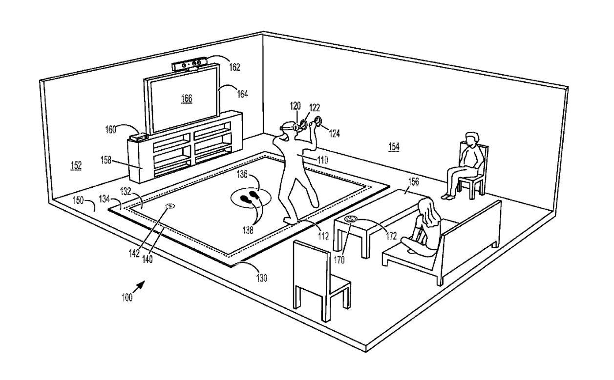 Xbox VR Mat