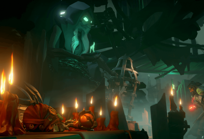 Sea of Thieves Treats us to It's First Raid