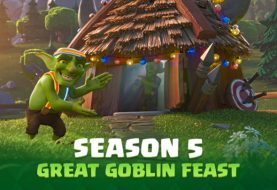 Clash Royale Season 5: Goblin Feast Release!
