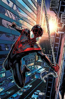 Miles Morales to join the MCU