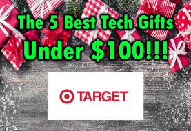 Target Black Friday 2019: Five Best Tech Gifts Under $100