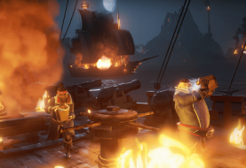 Seabound Soul Brings the Fire to Sea of Thieves