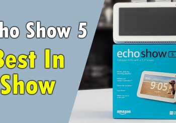 The Echo Show 5: Alexa with a View