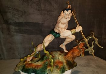 Prince Namor Rules King Of Statues 35
