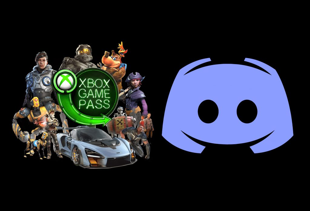 Xbox Game Pass Discord for free