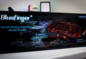 Bluefinger Keyboard with Mouse Combo. Is it good?