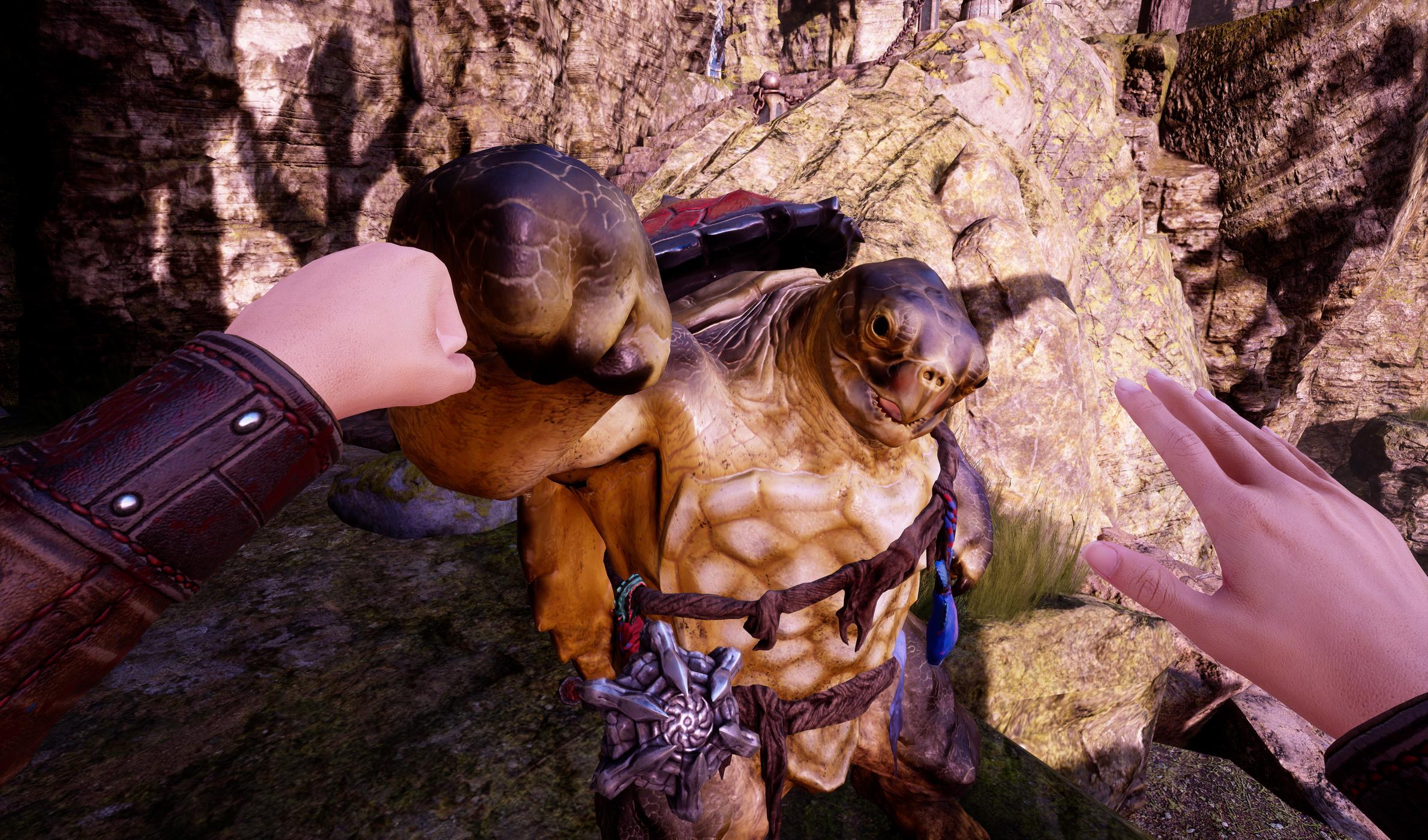 Asgard's Wrath VR GOTY