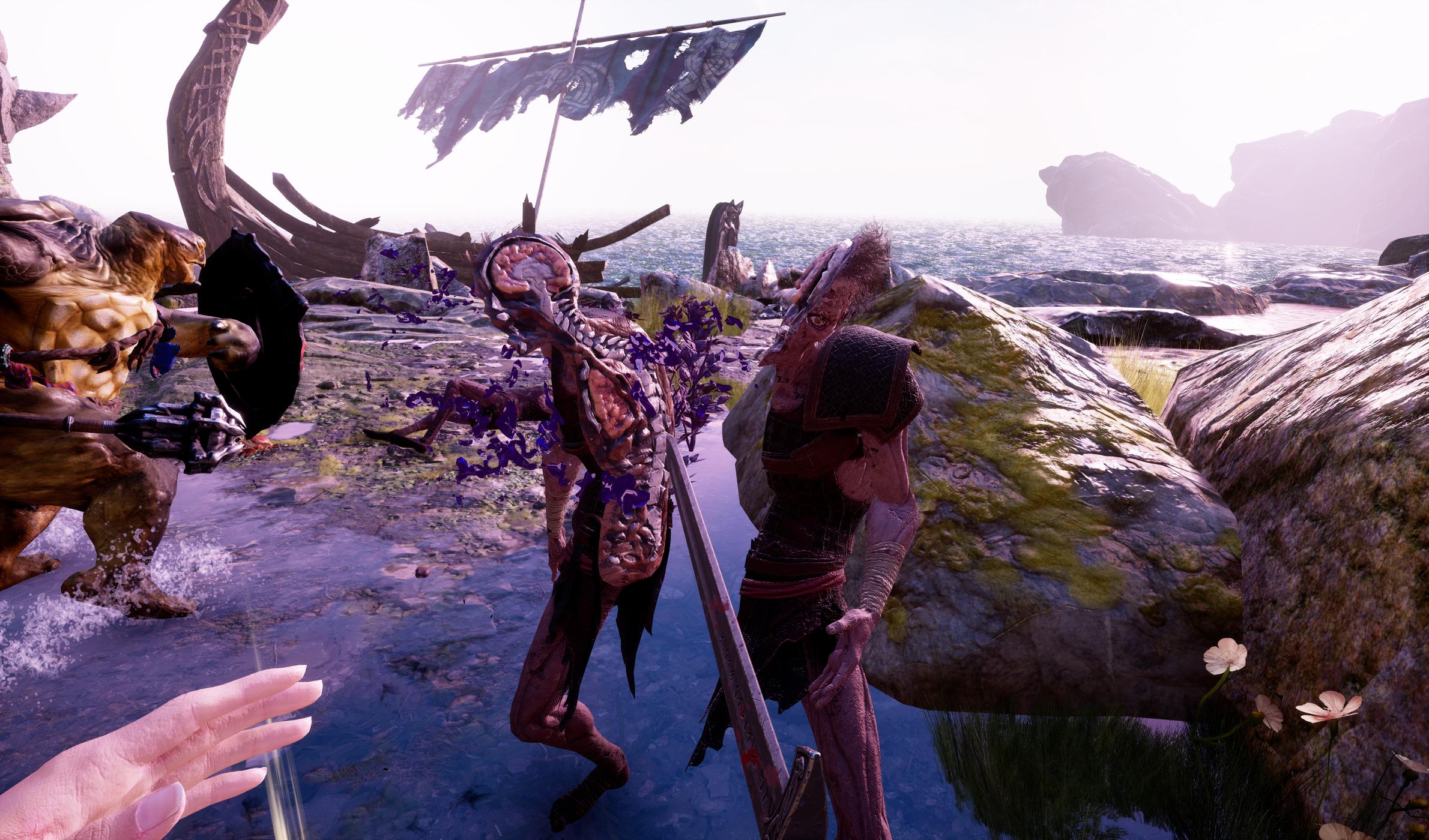 Asgard's Wrath VR GOTY2