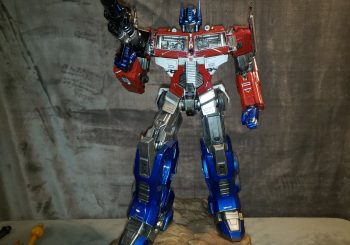 Optimus Prime Shall Stand On King Of Statues 37