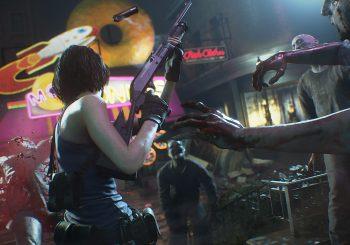 Nemesis Roars in New Resident Evil 3 Trailer