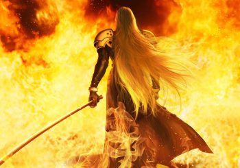 Sephiroth Basks in Flames in New FF7 Remake Images
