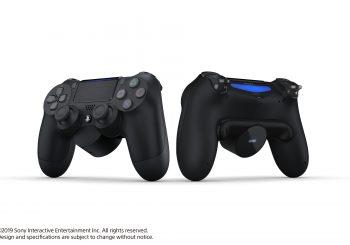 Sony Unveils DualShock 4 Back Button Attachment