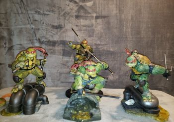 Teenage Mutant Ninja Turtles Emerge On King Of Statues 39