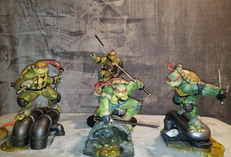 Teenage Mutant Ninja Turtles Emerge On King Of Statues 39