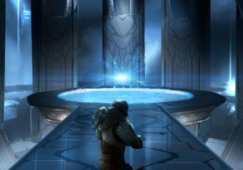 Halo Infinite Gets New Concept Art In Blog Post From 343
