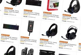 HyperX Gaming Gear: Amazon Sale Up to 50% Off