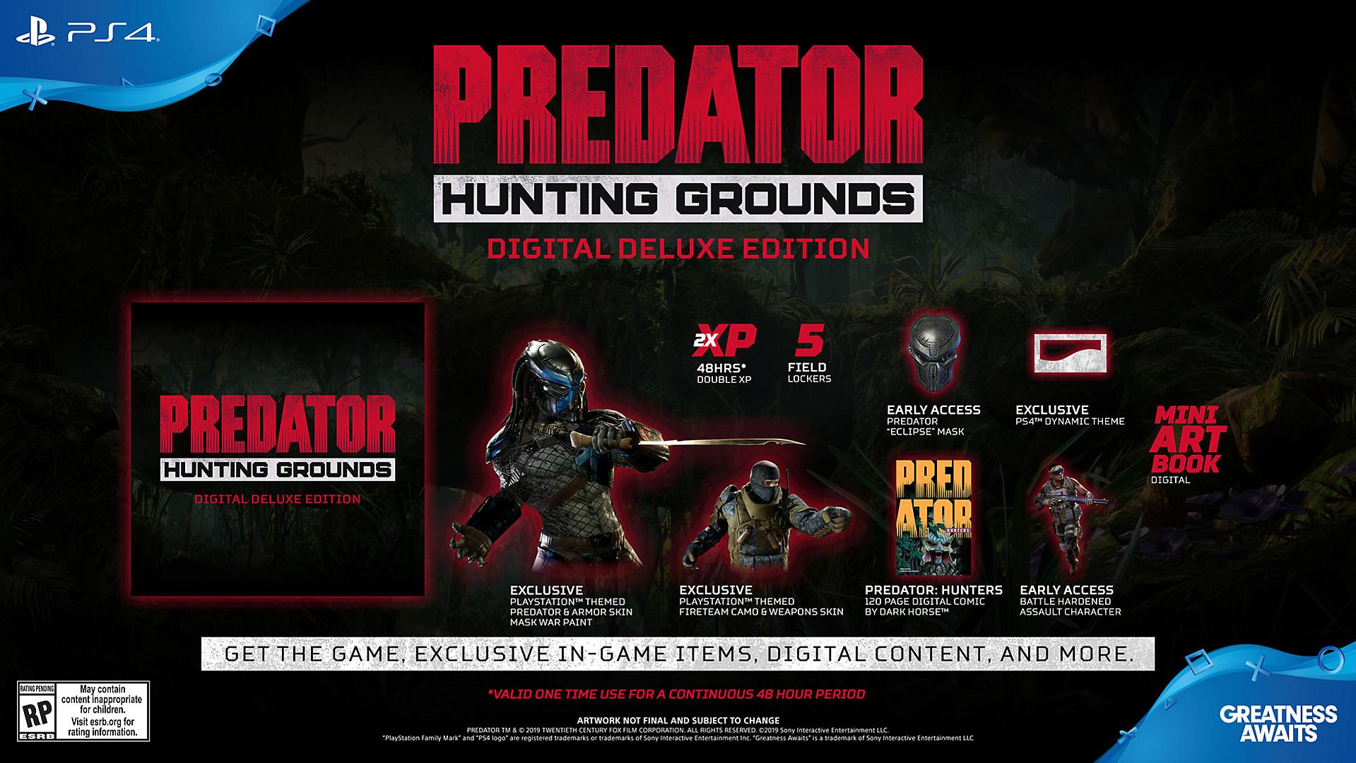 Predator Deluxe