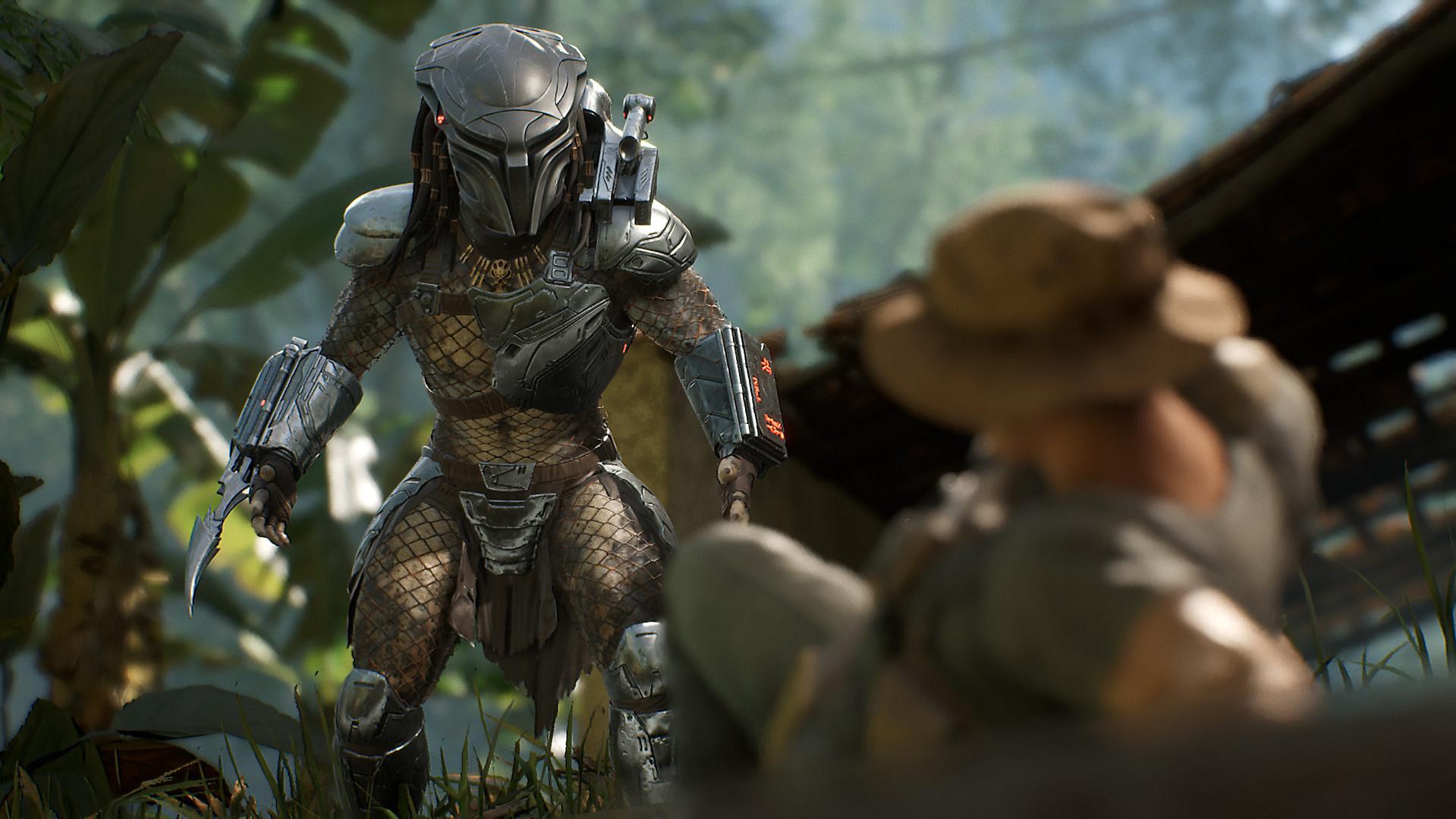 Predator Hunting Grounds Screen shot